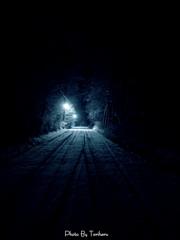 冬の夜 ~一寸先は光~