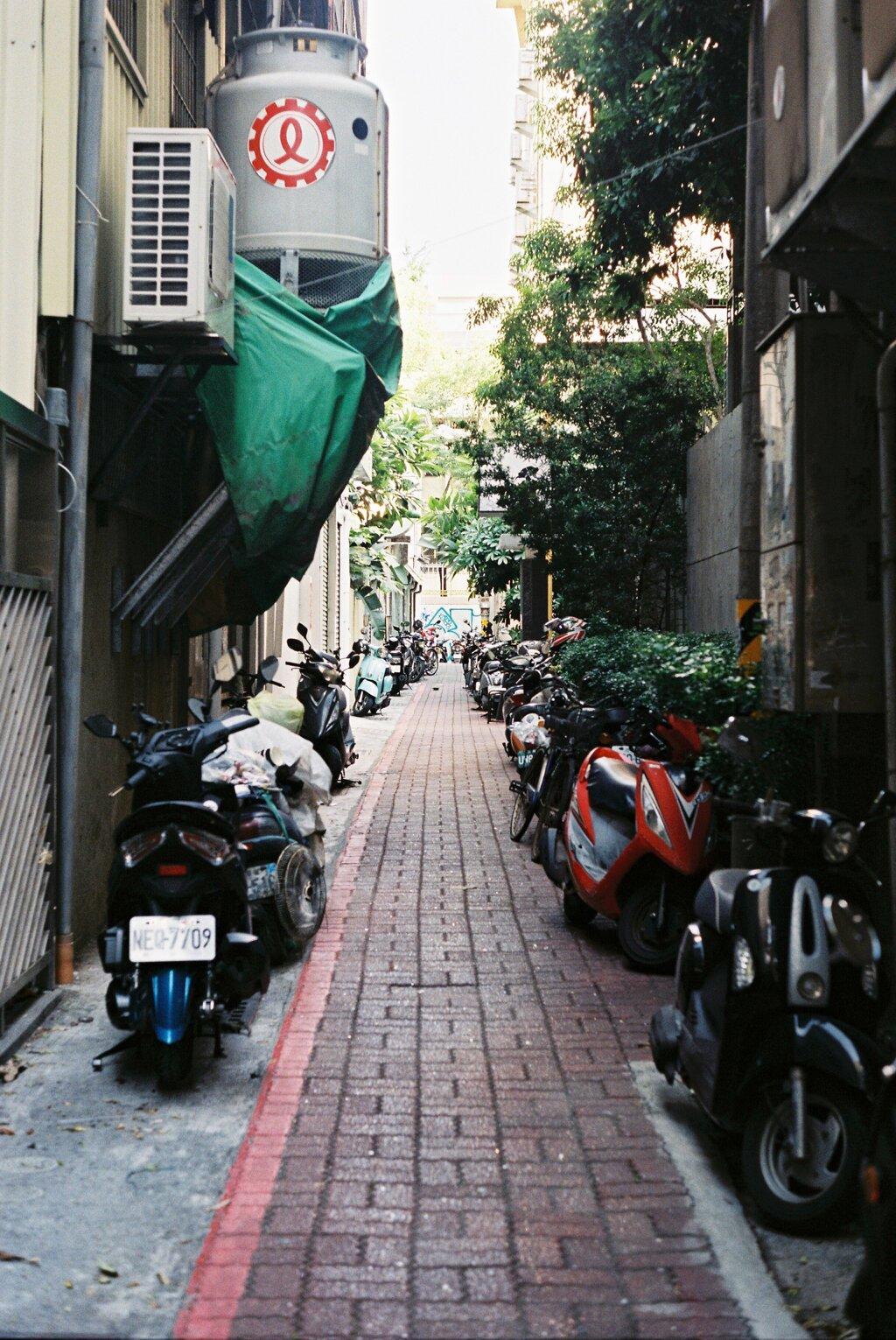 台湾 台南 路地裏(434 )