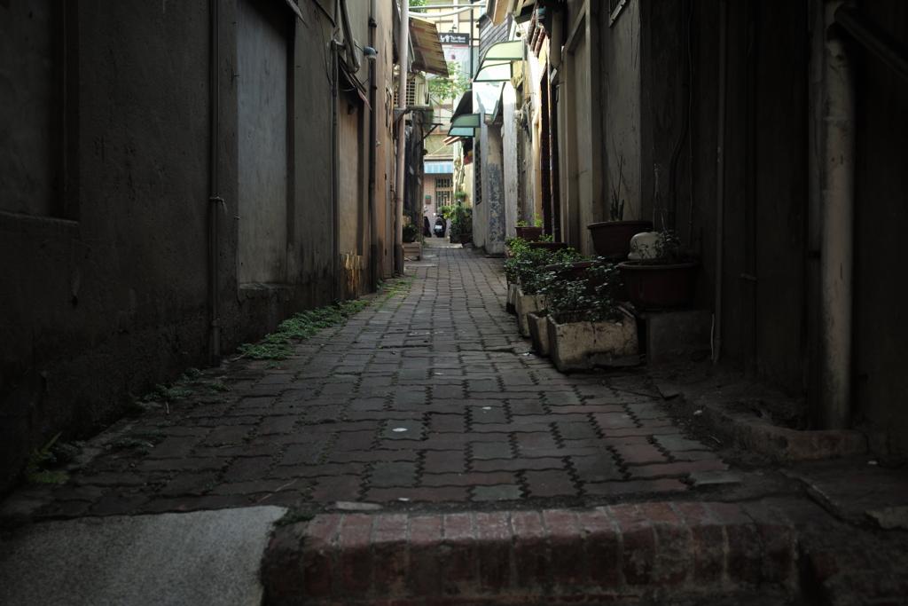 台湾 台南 路地裏(282)