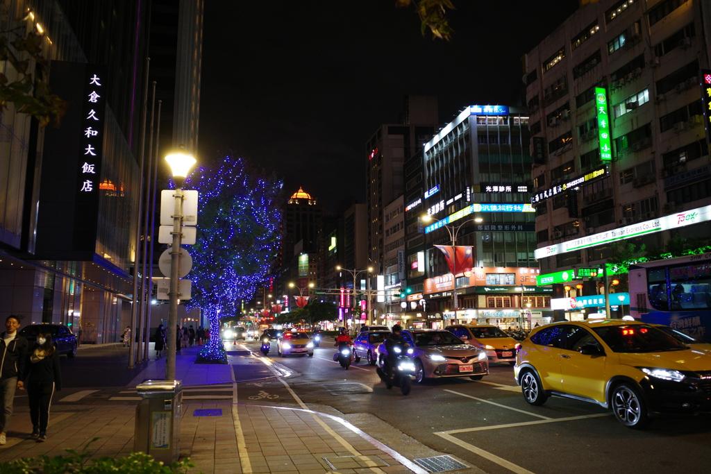 台北 夜景
