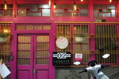 台湾 台南 路地裏(411)