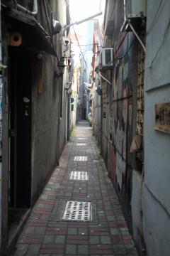 台湾 台南 路地裏(345)