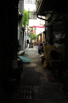 台湾 台南 路地裏(279)