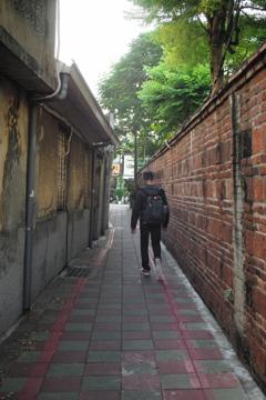 台湾 台南 路地裏(285)