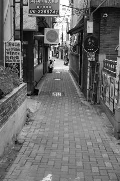 台湾台南路地裏(187)