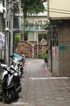 台湾 台南 路地裏(272)