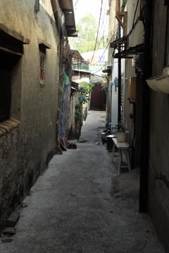 台湾 台南 路地裏(280)