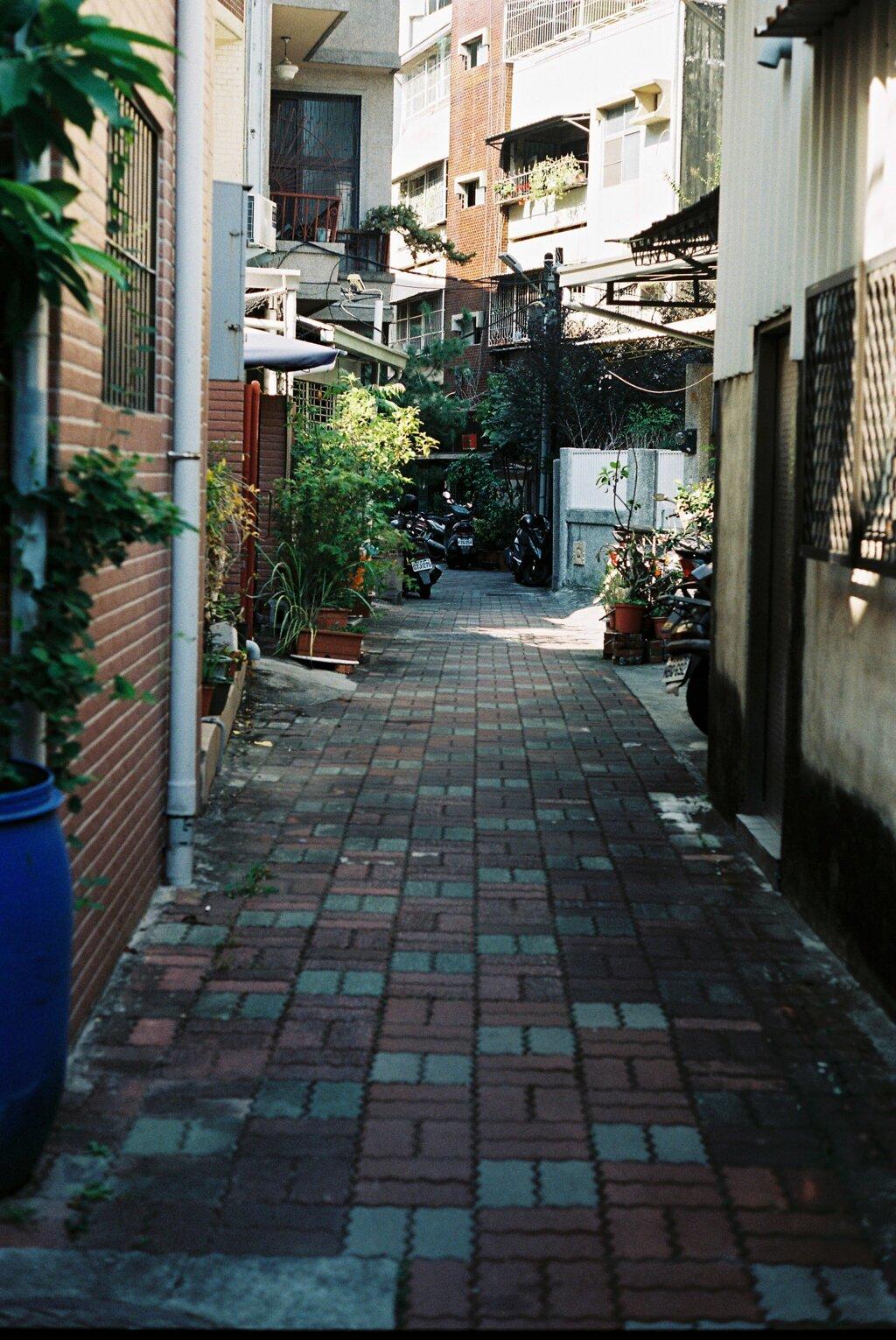 台湾 台南 路地裏(431 )