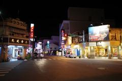 麻豆 夜景