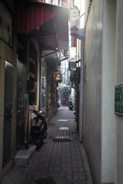 台湾 台南 路地裏(344)
