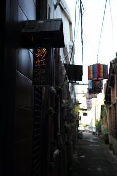 台湾 台南 路地裏(340)
