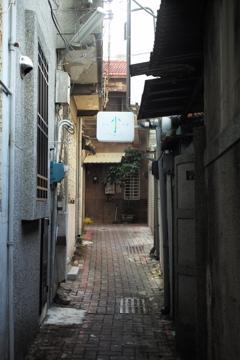 台湾 台南 路地裏(283)