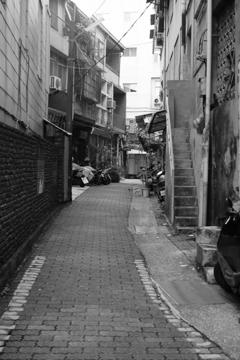 台湾台南路地裏(188)