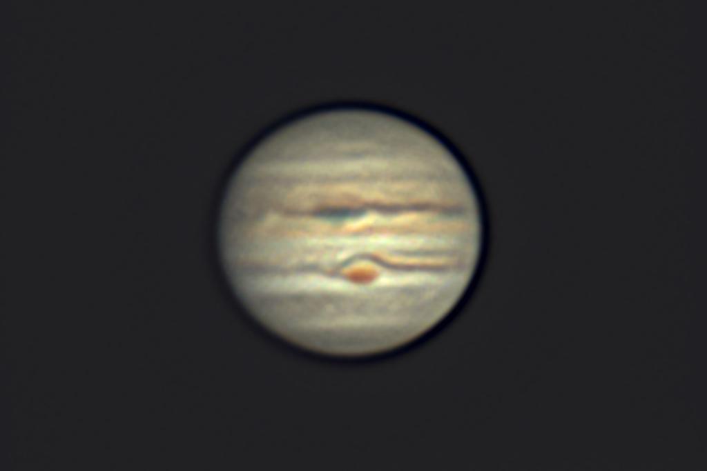 10月25日の木星