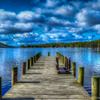湖水地方 コニストン湖