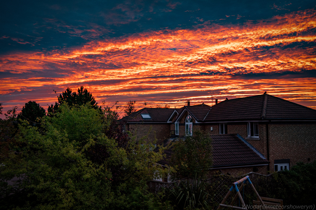Sunrise colour