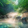 円原川の伏流水