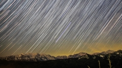 星流し北アルプス