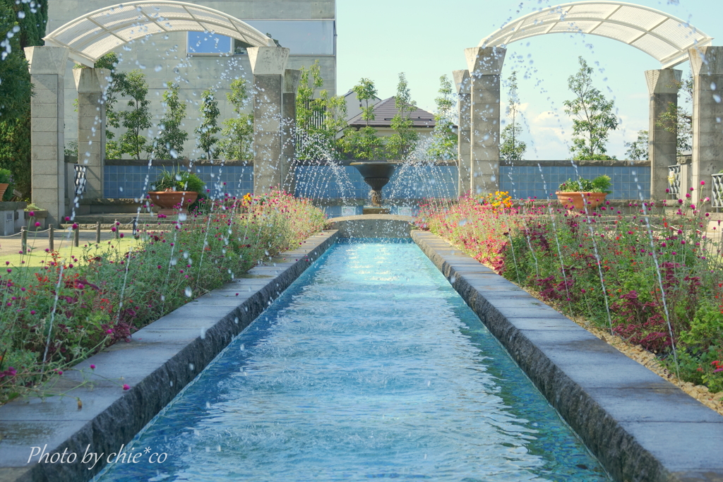 イタリア山庭園-294