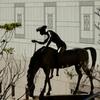 『平和の若い騎手』~ 横浜美術館