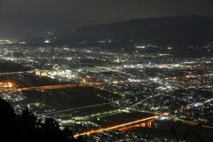 酒匂川夜景