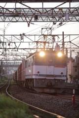EF65-2076 3071レ