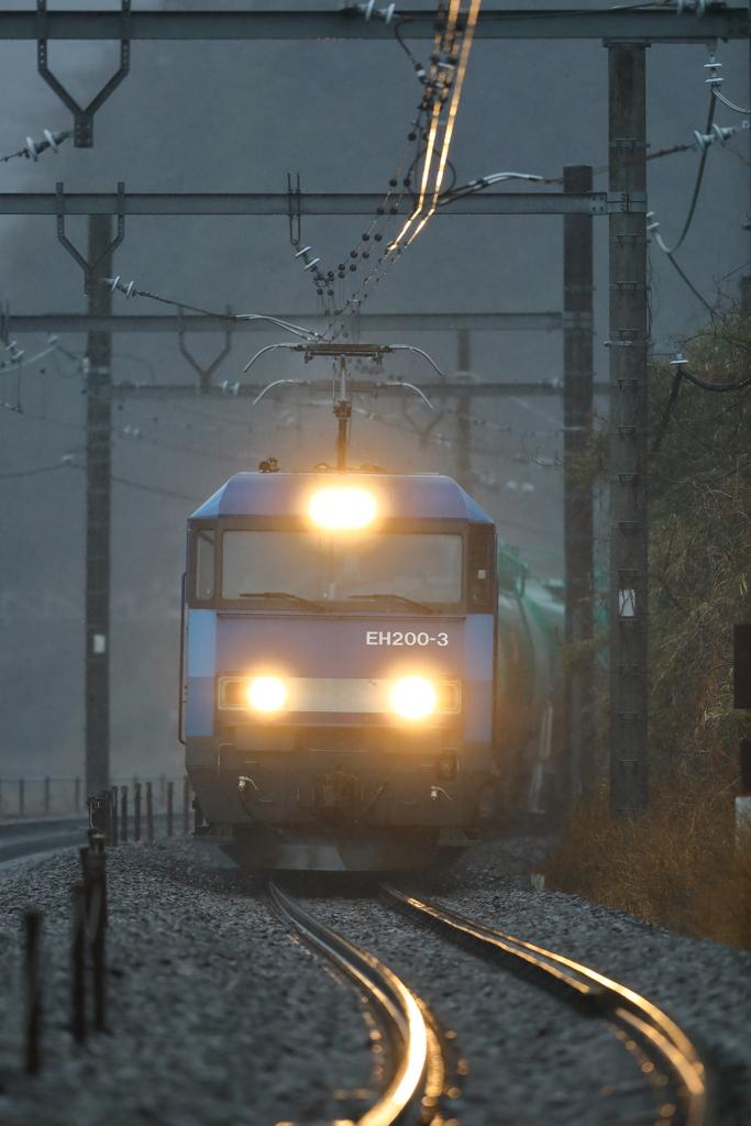 EH200-3 80レ