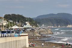 七里ヶ浜 江ノ電