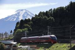 富士山ビュー特急