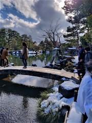 金沢 兼六園(息子撮影)