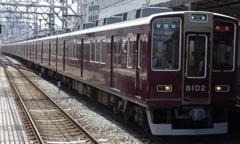 阪急神戸線8000系