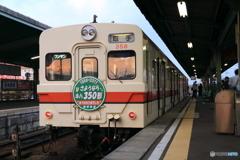 水海道駅 キハ350形