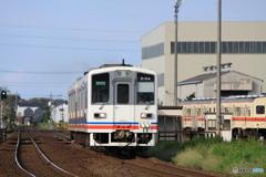 関東鉄道常総線 キハ2100形