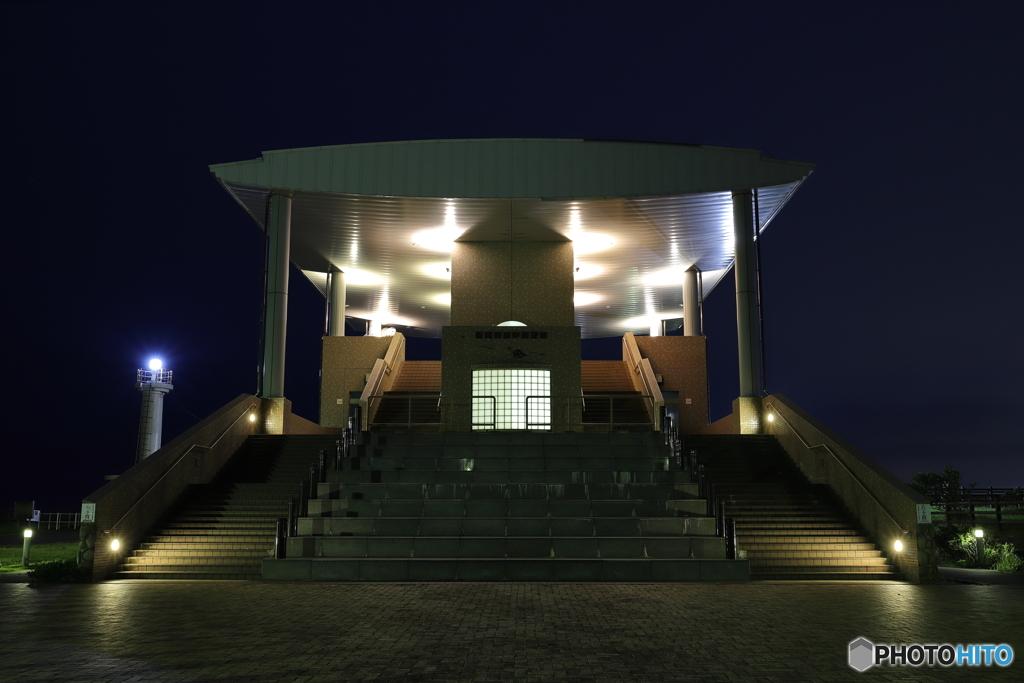 飯岡刑部岬展望館〜光と風〜