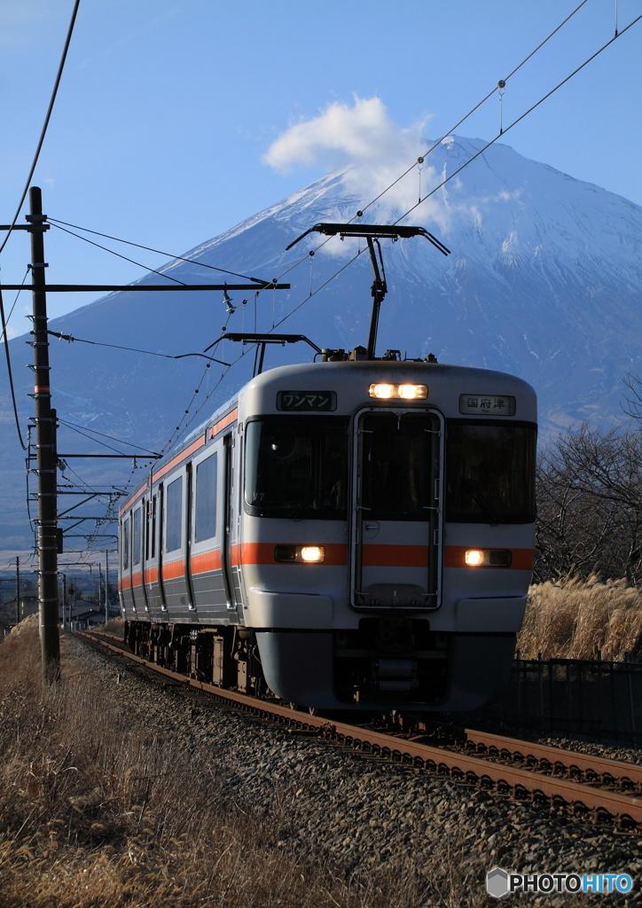 御殿場線 普通列車313系