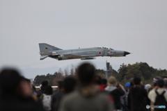 F-4EJ改 High Speed Low Pass!!