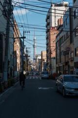 東京の高いアレ