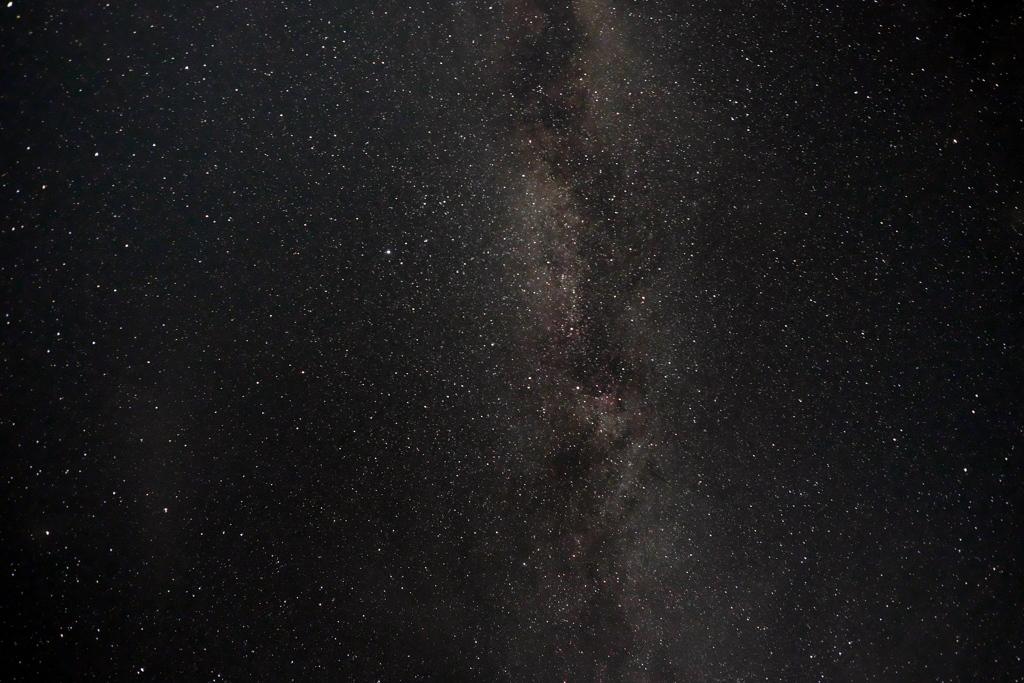 初めての星撮り