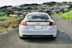 尻力(Audi TT Coupé)