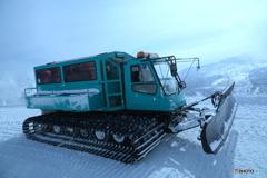 雪上車 「ワイルドモンスター号」