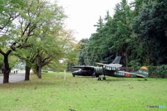 どさくさに紛れて、観測機L-19(JG-1364)を撮影