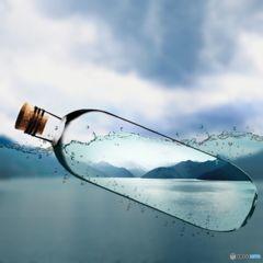 瓶に手紙を入れて海に流したのは過去の話・・・、