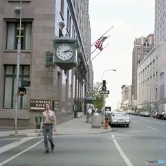 街角の時計 Kansas City