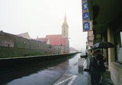 雨の日に   スロバキア