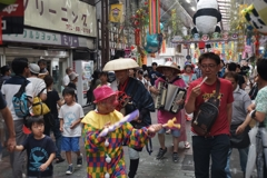 レトロな七夕祭り 円頓寺