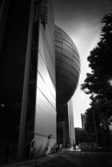 西日の科学館
