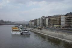 ブダペスト ドナウ川