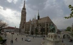 マーチャーシュ教会 ブダベスト