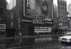 雨上がり  マンハッタン NY