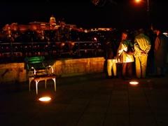 夜景見物 ブダベスト